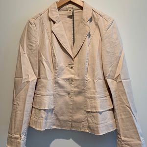 Great heavier-weight fall jacket, canvas